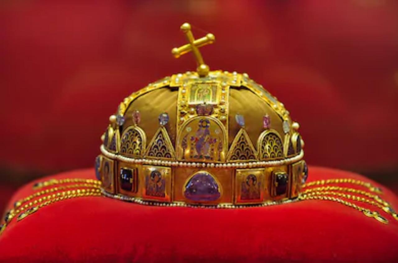 Crown of St. Stephen
