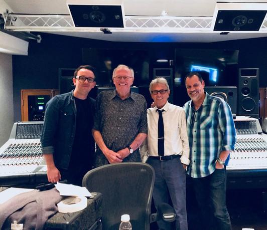 Jason Lee, Pat Williams, Steve Genewick