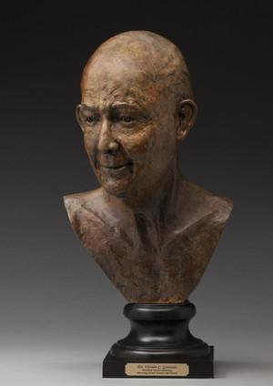 Portrait of Monsieur Vernon Grounds