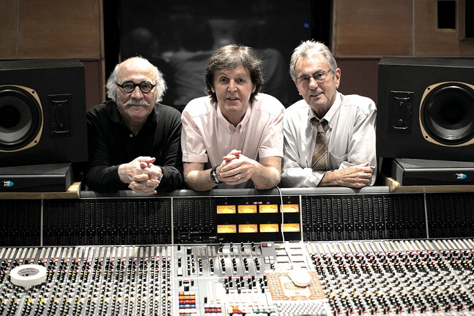 Paul McCartney, Tommy LiPuma