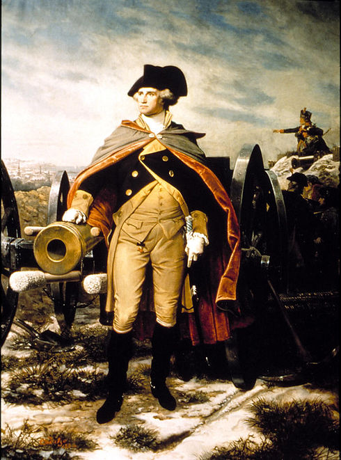 george-washington-general-of-american-ev