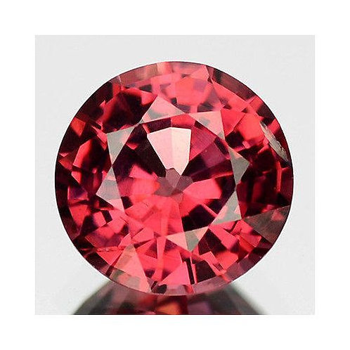 BEAUTIFUL Natural Almandine Garnet round cut