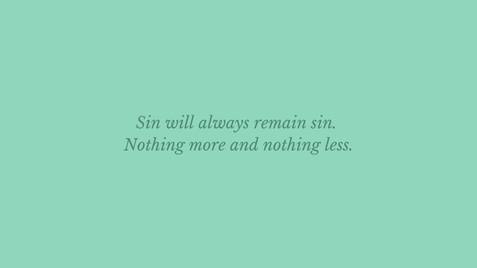 Sin is sin.jpg