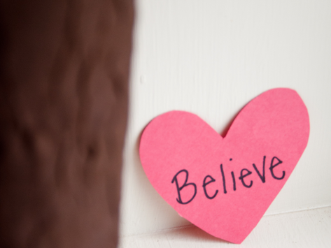 It's time to Believe Bigger!