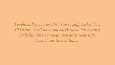 Even Jesus Turned Tables.jpg