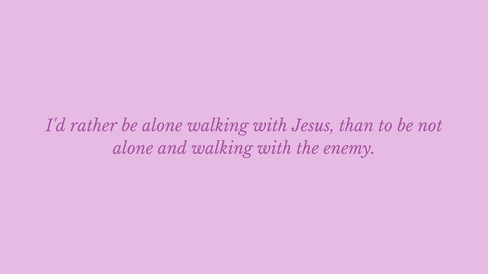 Walking alone with Jesus.jpg