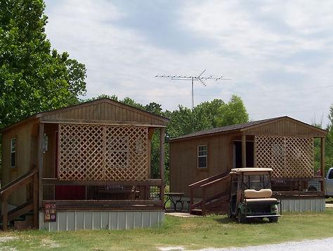 Cabins Rentals Cedaroaksrvpark