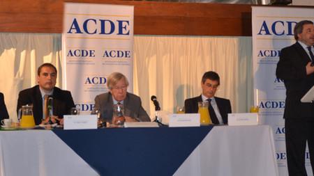 Síntesis del Foro Económico de ACDE