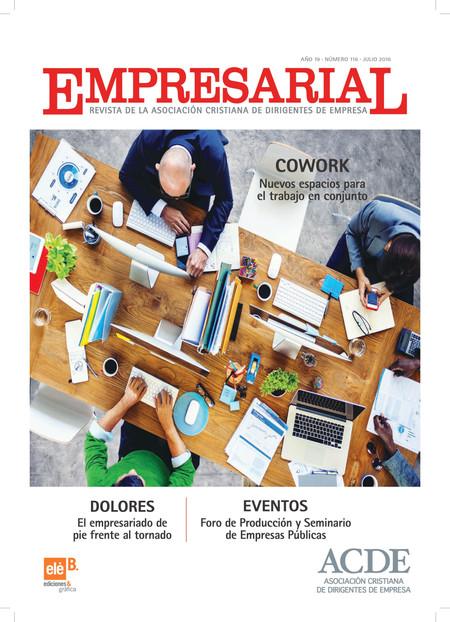 Nuevo número de la Revista Empresarial