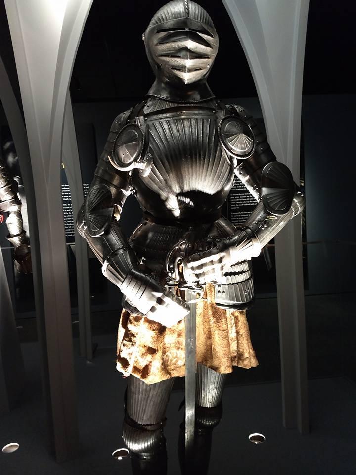 Maximillian Style Armor
