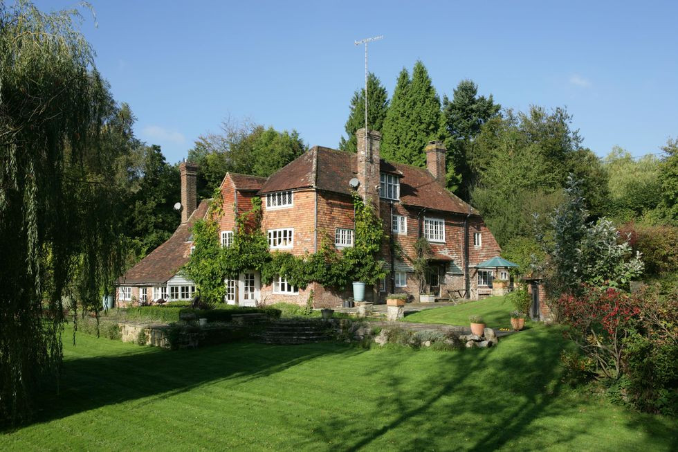 Cotchford Farm home of Christopher Robin