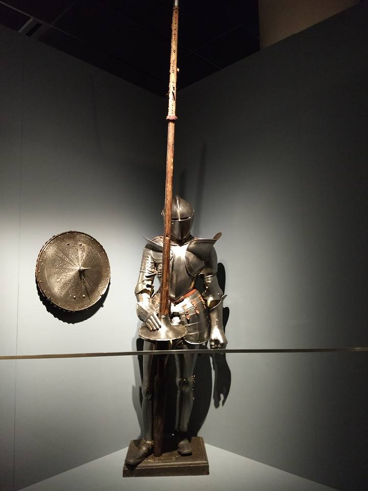 Jousting Armor and Shield