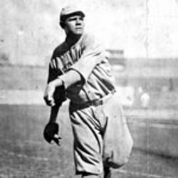Babe Ruth (1895 - 1948)