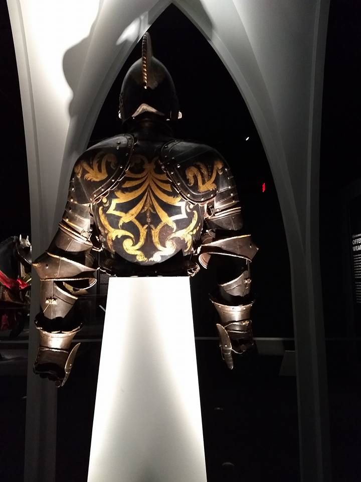 Papal Guard Armor (back)