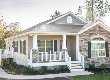 3 Ways You Can Improve Your Manufactured Home