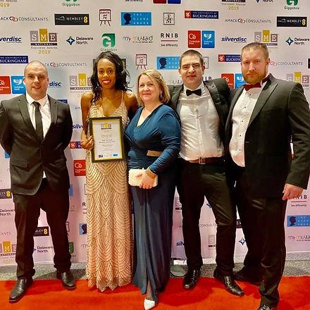 SME Business Award National New Business Award 2019