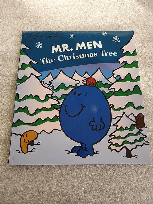 Mr Men Xmas book