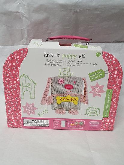 Knit-it puppy kit