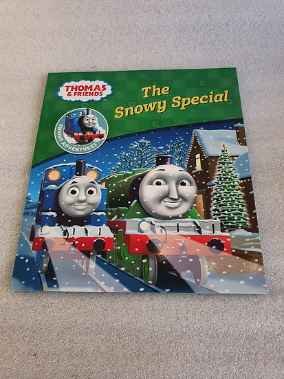 Thomas Xmas book