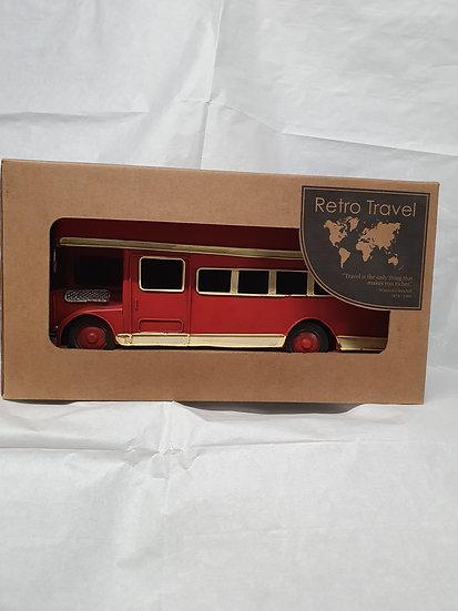 Robert Frederick London bus