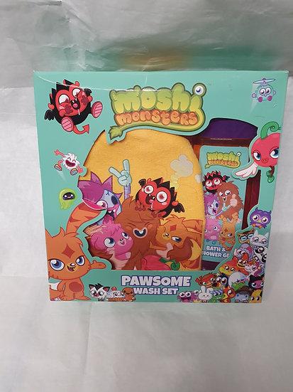 Moshi monsters wash set