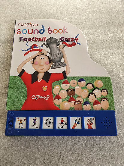 Football sound book