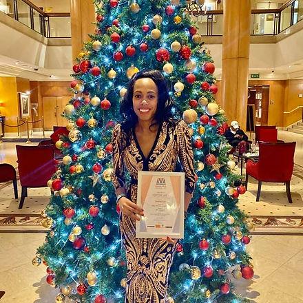 National Busines Women's Award 2019