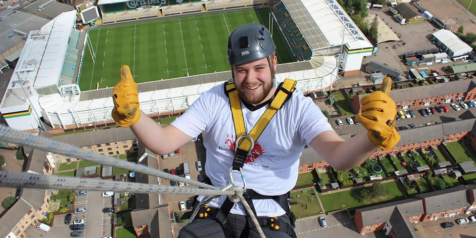 The Lewis Foundation Charity Abseil