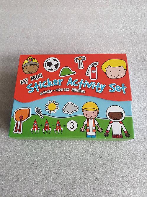Sticker activity set