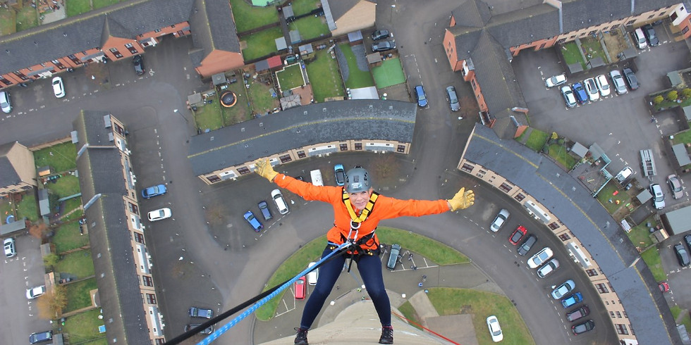 THE LEWIS FOUNDATION ABSEIL