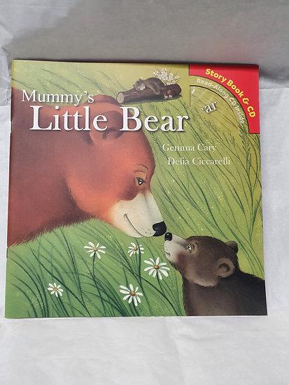 Mummy's little bear