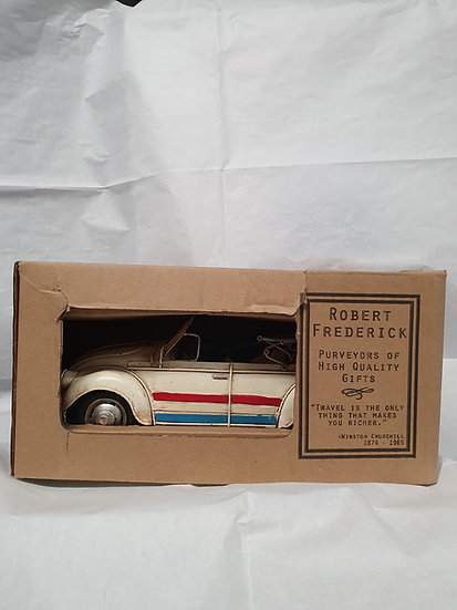 Robert Frederick White car