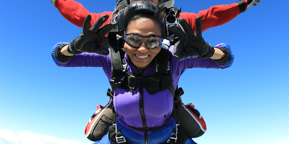 Team Lewis Foundation Charity Skydive