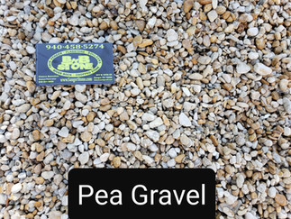 Native Pea Gravel