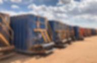 frac-tank clean out oilfield waste disoposal