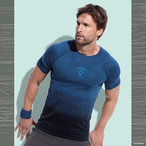 Stedman Herren Sport Shirt - COOL ALPS