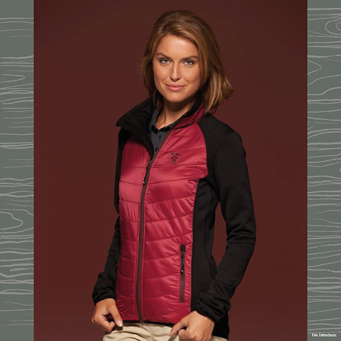 JN Damen Hybrid Jacke - COOL ALPS