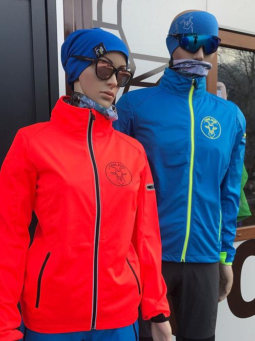 3-Lagen Damen Softshell Jacke COOL ALPS