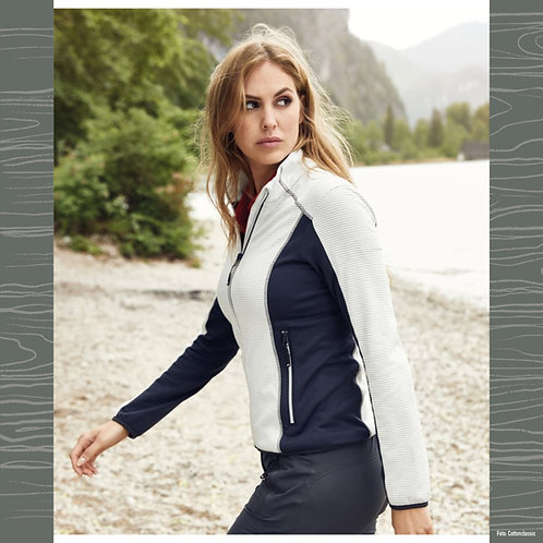 JN Damen Stretch Fleecejacke - COOL ALPS