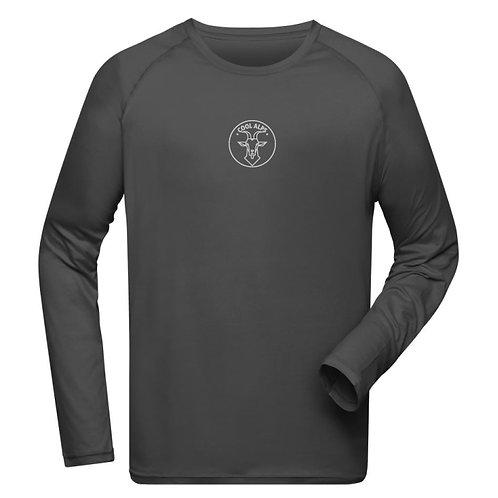 Herren Sport Shirt Longsleeve COOL ALPS