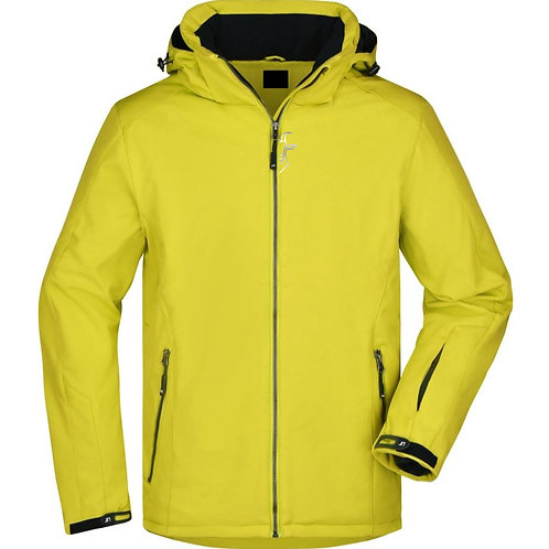 Herren Wintersport Softshell Jacke
