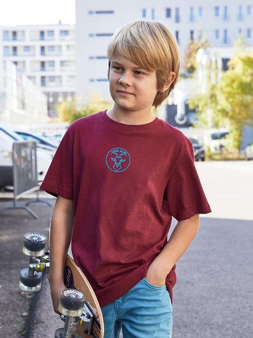 Jungen Bio-Shirt COOL ALPS