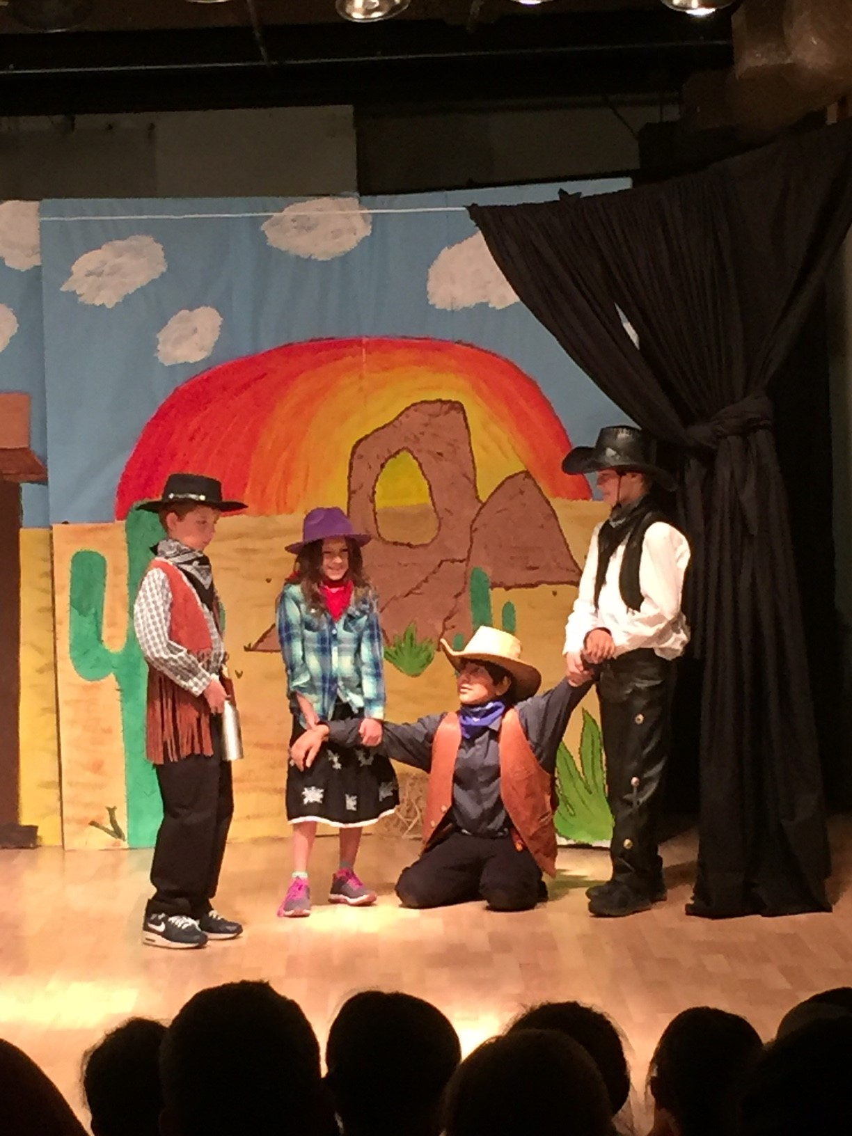 Third/Fourth Grade Play