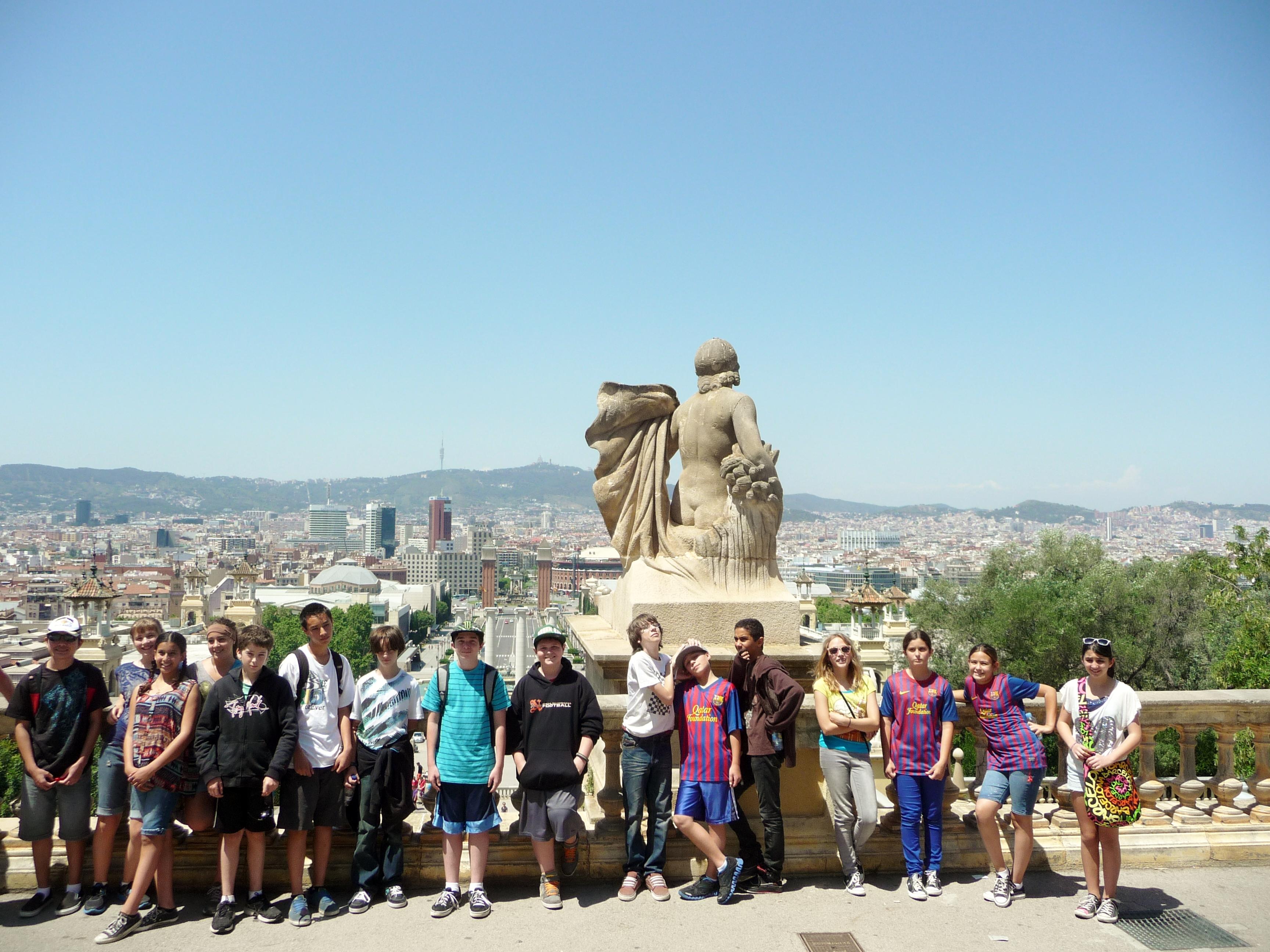 Spain Trip 2012