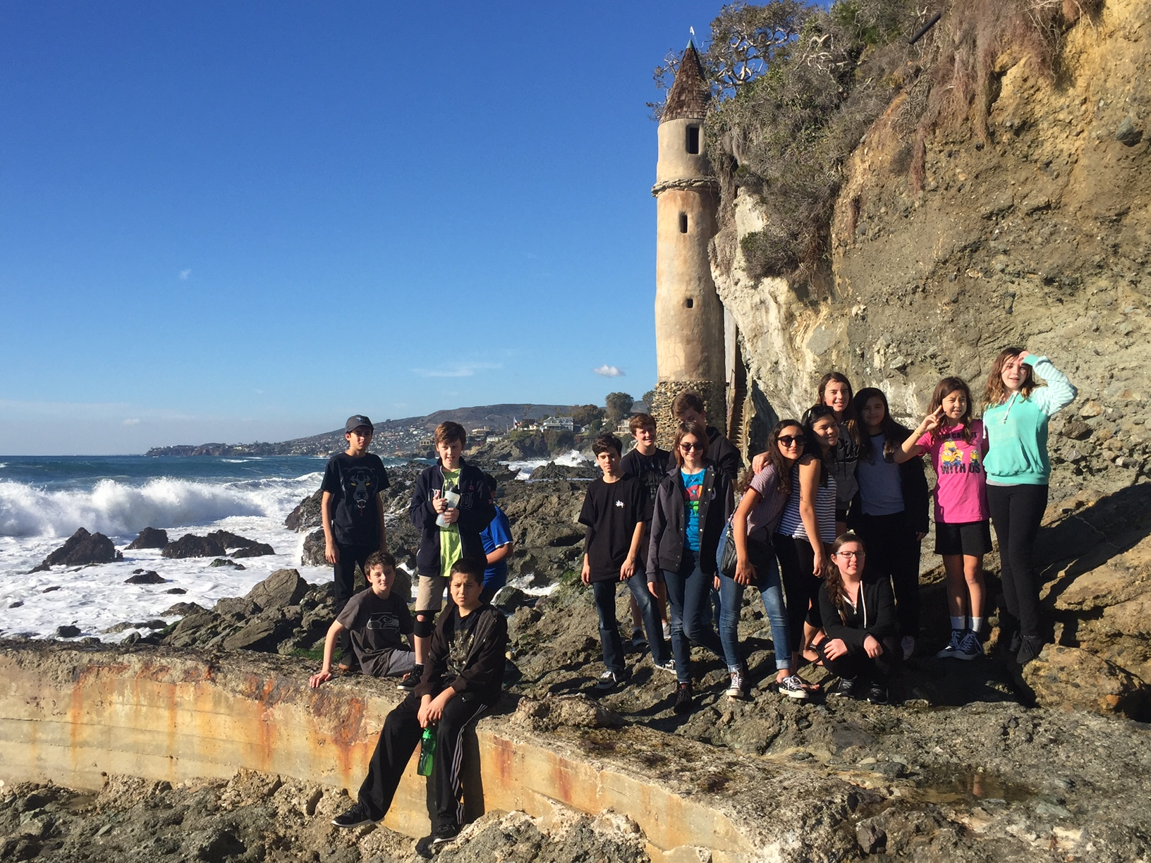 Lighthouse Tower in Laguna Beach