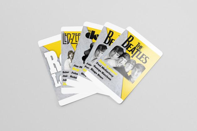 Quartet - cards game
