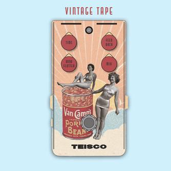 Vintage guitar pedal