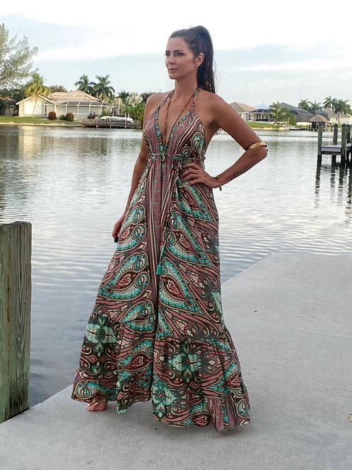 FLOW dress - Vintage Pucci