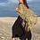 "Thumbnail: New SATIN ""Jessica Simpson Shawl"" GOLD"