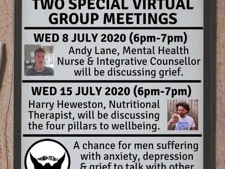 Men's Group.